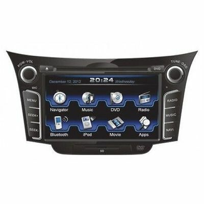 hyundai i30 hifi navigation. Black Bedroom Furniture Sets. Home Design Ideas