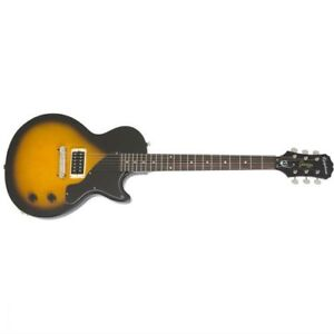 Epiphone Les Paul Junior Electric Guitar Sunburst -New in box