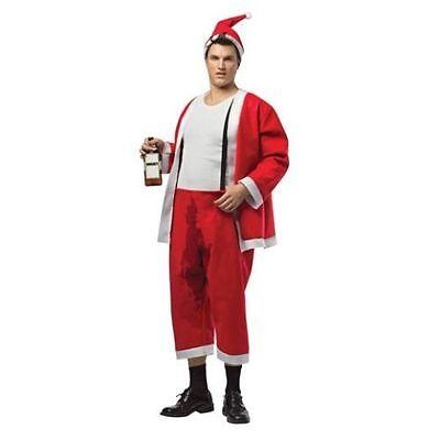 Rasta Imposta Degenerate Santa Costume one size Halloween Xmas Drunk Trashed - Drunk Halloween Costumes