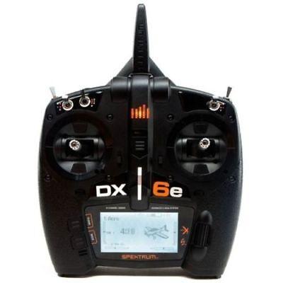 Spektrum DX6e 6 Channel DSMX 2.4ghz RC Airplane / Drone Transmitter TX SPMR6650