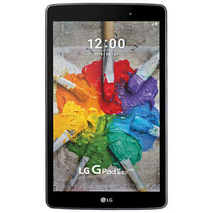 """LG G Pad III 8.0"""" 16GB Android 6.0 (Marshmallow) LTE Rogers/Fido"""
