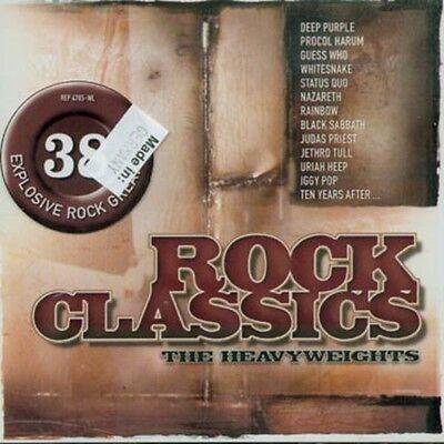 Various Artists   Rock Classics Heavyweights  Various  New Cd