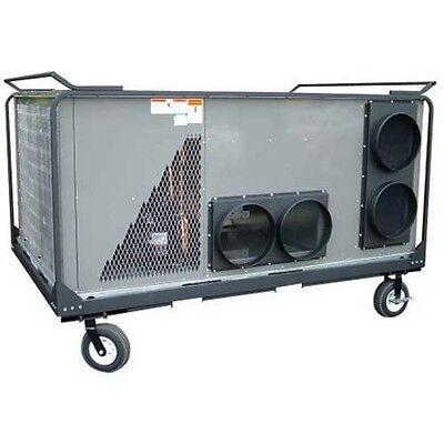 Portable Air Conditioner & Heater - 101,000 BTU Cool - 136,400 BTU Heat - 2 Duct