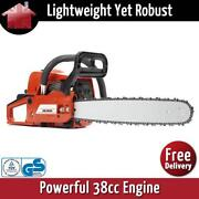 Petrol Chainsaw 38cc