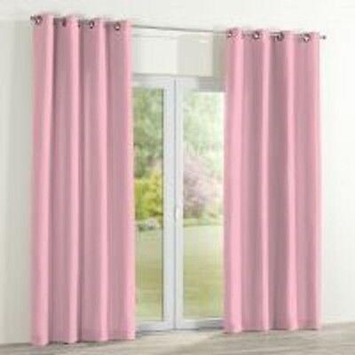 1 FAUX SILK WINDOW PANEL SEMI SHEER CURTAIN GROMMET NANCY LI