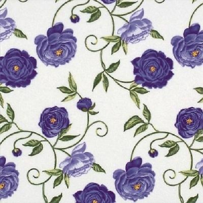 4 x Paper Napkins - Lilac Peony - Ideal for Decoupage / Napkin Art