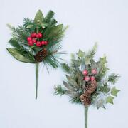 Pine Cone Christmas Decorations