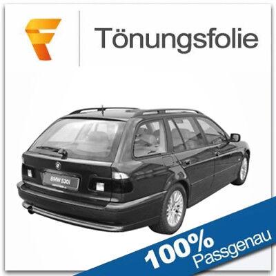 Tönungsfolie passgenau BMW 5er E39 Touring Bj 1996-2004