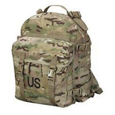 USGI US Army 3 Day Assault Pack Multi-Cam Genuine Issue