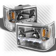 Jeep Grand Cherokee Headlights