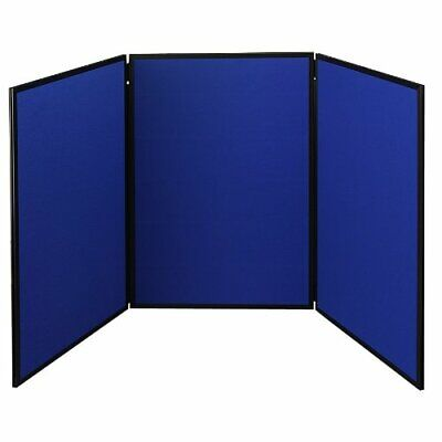 Quartet Show-it 3-panel Exhibition Display System - 72 Height X 36 Width -