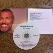 George Michael Promo CD