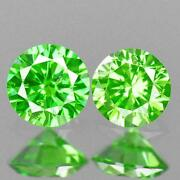 Natural Loose Green Diamonds