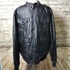Marc Ecko Faux Leather Coats & Jackets for Men