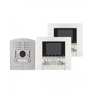 Kit videocitofono 2 fili bifamiliare bticino 368821 for Videocitofono bticino prezzi