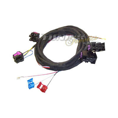 Wiring Loom Harness Cable Set Heated Seats Sh Adapter for Skoda Fabia 1 I