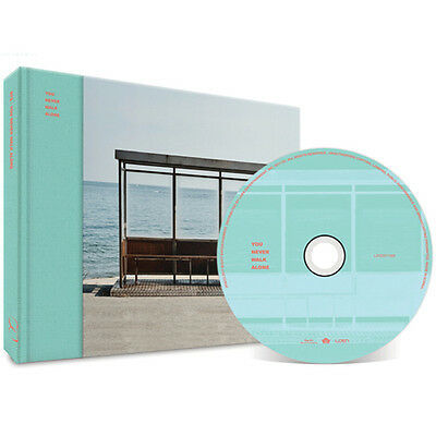 BTS-[WINGS:YOU NEVER WALK ALONE] Album LEFT CD+Book+PhotoCard+Gift Sealed