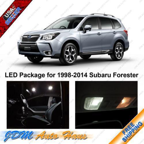 Subaru Forester Led Lights Ebay