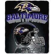 Baltimore Ravens Blanket