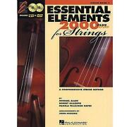 Essential Elements Violin