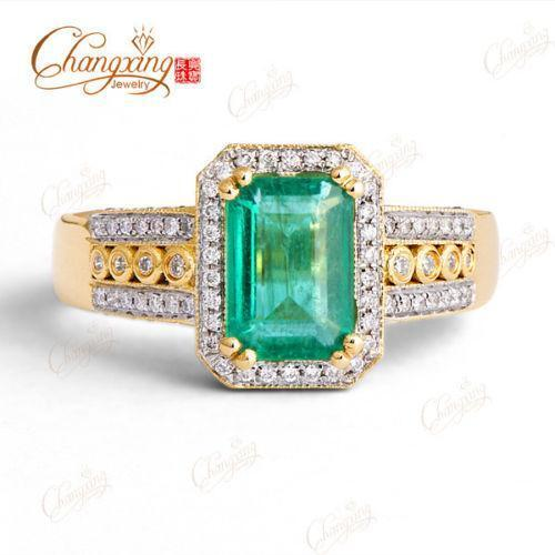 columbian emerald ring ebay