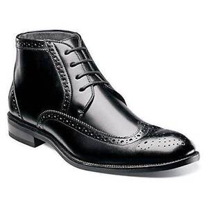 *2 NEW pairs* Stacy Adams Gage - Ankle boot Mens Black leather Waterloo Inner Sydney Preview