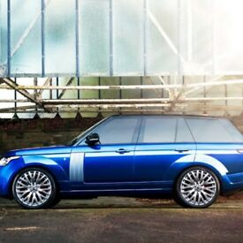 Wide Arch Body Kit Kahn RS Range Rover Vogue L405