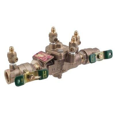 WATTS - Reduced Pressure Backflow Preventer 3/4