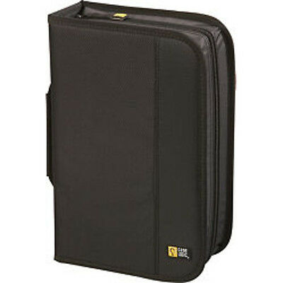 CDW-92 BLK Nylon CD Wallet-Holds 92 or 46 W/Notes - Accessories Cdw 92 Nylon Cd Wallets