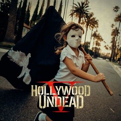Hollywood Undead   Five  New Cd  Explicit