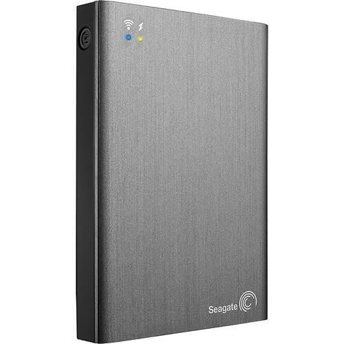Seagate Wireless Plus Portable Hard Drive with Built-in WiFi