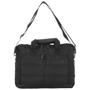 Kenneth Cole KCR53998502 Modern Dress 15inch Laptop Bag - Black (New Other)