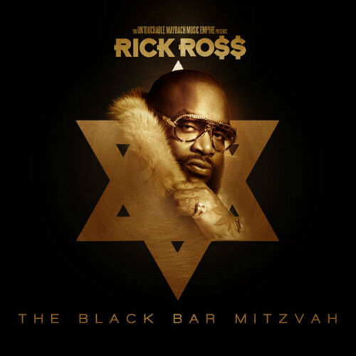 Rick Ross - The Black Bar Mitzvah (mix Cd)
