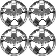15 Chrome Hubcaps