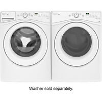 Stackable Washer and Dryer Combo