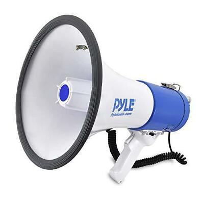 Megaphone Pa Bullhorn 50w Piezo Dynamic Siren Talk Speakers Loud Sound Outdoor