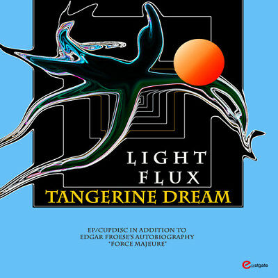 Tangerine Dream   Light Flux Ep  New Cd  Extended Play  Germany   Import