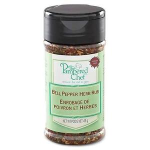 bell pepper herb rub London Ontario image 1