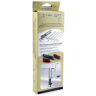 SALE DELUXE ECONO Wire Coiling GIZMO by Artistic Wire Great Little Coiling Tool