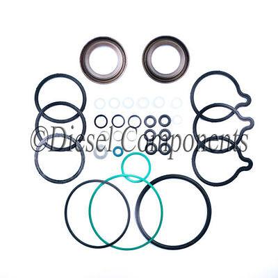 CP1 High Pressure Fuel Pump Seal Orings Repair Kit including Shaft Seal