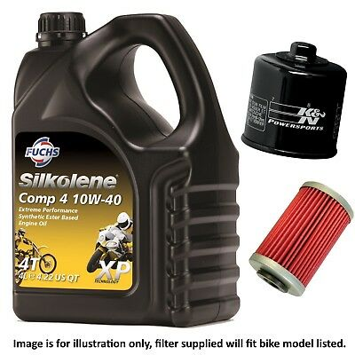 <em>VICTORY</em> 1731 <em>CROSS COUNTRY TOUR</em> 2016 SILKOLENE COMP 4 XP OIL KN FILTE