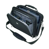 """Samsonite 16"""" Black Stylish Durable Laptop Case (New Sealed Box)"""