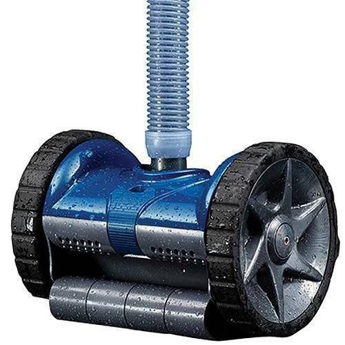 rebel suction side automatic vacuum cleaner