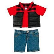 Build A Bear Clothes Boys