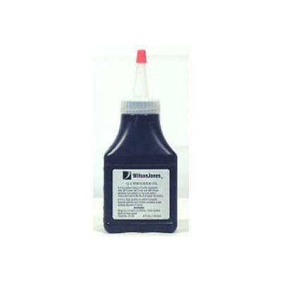 WilsonJones Q4 Paper Shredder Blade Oil 4oz Bottle NEW