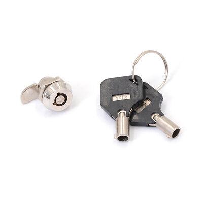 Alloy Cam Lock Aktenschrank Mailbox SchreibtischSchublade Schrank Locker Lock SF
