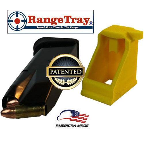 RangeTray Magazine Loader SpeedLoader for Taurus G2C G2 C 9mm Range Tray YELLOW