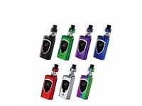 Smoktech Pro Color 225w Kit with TFV8 Big Baby E Cigarette E Cig Shisha Vaping