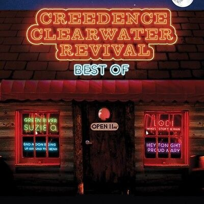 Creedence Clearwater Revival - Best of [New CD]