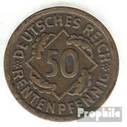 50 Pfennig Deutsches Reich